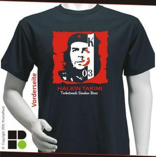 BESIKTAS JK ISTANBUL Che Guevara BJK T Shirt NEU TOP! Türkiye