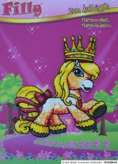 Filly Fairy Princess Bügelbild Aufnäher f Hose Jacke