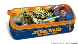 Star Wars Clone Federtasche Schlamper Faulenzer Yoda