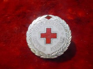 RARE Rotes Kreuz Orden Abzeichen Pin Red Cross badge 11