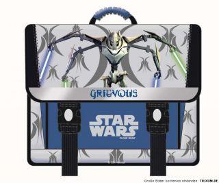 Star Wars CLONE WARS Schulranzen Schultasche Rucksack