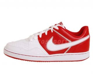 Nike Collected SL White Red 2011 Casual Shoes 429607100