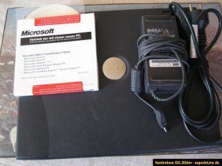 Notebook DELL Latitude C610 Laptop mit Windows XP Professional Office