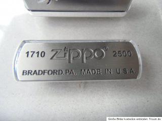 Original ZIPPO FEUERZEUG DRAGON/DRACHE LIMITED EDITION 1710/2500