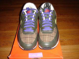 Nike Air Max 90 Premium OG Vintage Infrared Jordan Neon