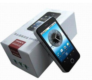 Star A3000 Google Android 2.2 Phone GPS WiFi Analog TV