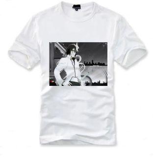 Neu ANIME MANGA BLEACH T Shirt Gr. S M L XL XXL XXXL Weiß 006
