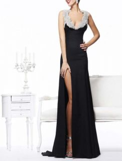 2013 Charme / fashion neuen schwarzen Abendkleid / Benutzerdefinierte