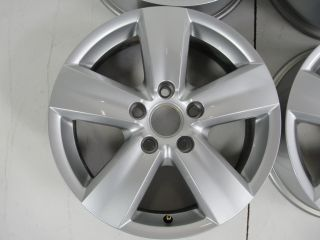 VW Caddy 16 Zoll Alufelgen Felgen Räder für Sommerreifen und
