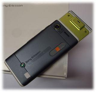 Sony Ericsson Walkman W595   electric steel silver (Ohne Simlock