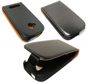 C1 Premium Tasche für Nokia Lumia 610 Flip Case Schutz Hülle