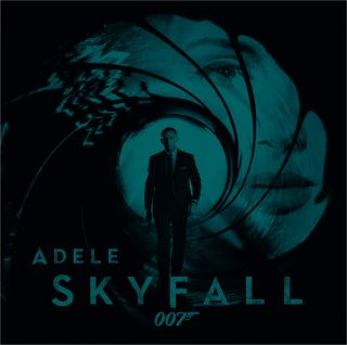 Adele   Skyfall (James Bond 007 Theme 2012) Limited 7 Vinyl XLS593