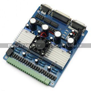 CNC TB6560 3.5A 4 Axis Stepper Motor Driver Board Controller 4