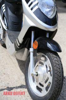 AElektro Roller Sunny Bike ZWD 306 Akku DEFEKT an Bastler (c603)