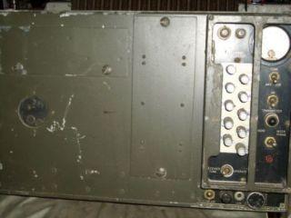 US ARMY RADIO TRANSMITTER BC 604 DM, 2.WORLD WAR