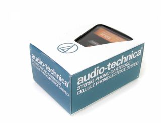 Audio Technica AT 120 E / AT120E Tonabnehmer  NEU