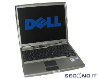 Dell Latitude D600 * Intel Pentium M 1,6 GHz * 1 GB RAM * 100 GB HDD