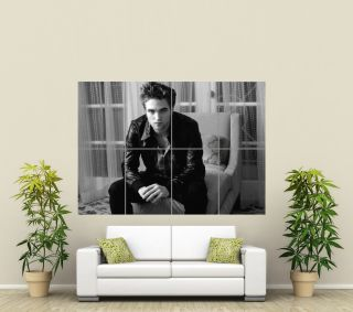 ROBERT PATTINSON GIANT ART POSTER PICTURE PRINT ST633