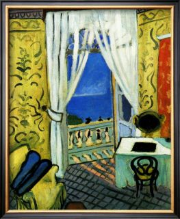 Henri Matisse Framed Art