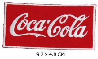 VP024 ENJOY COCA~COLA Coke,Aufbügler,Flicken Patch EMO