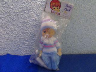Puppe Baby Doll 22 cm Rarität