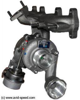 Seat Ibiza 1.9 TDI Turbolader 96kw ASZ Turbocharger Neu
