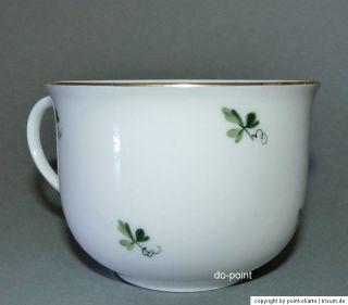 Augarten Wien Porzellan Kaffee Tasse ohne UT 6490 Vienna porcelain