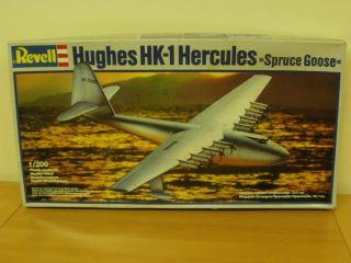 4323 Hughes HK 1 Hercules Spruce Goose,Wasserflugzeug,1200,Revell