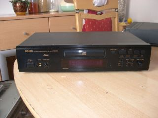 DENON DCD 655 High End CD Player
