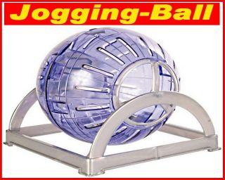 Laufball Hamsterkugel Joggingball 17 cm Laufkugel Nagerspielzeug 3