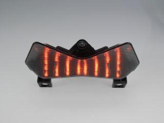 LED RÜCKLICHT SCHWARZ KAWASAKI Z750 Z 750 1000 Z1000