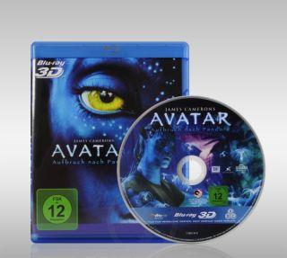 20th Century Fox Avatar 3D   Aufbruch nach Pandorra BluRay 3D BluRay