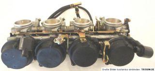 Yamaha R1 RN04 RN01 Vergaser Vergaserbank carburetor carburateur