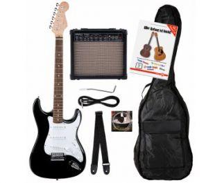 Rocktile Bangers Pack E Gitarren Set Black TOP PREIS