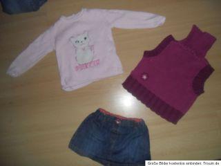 Babykleidung, Winter 36 Teile TOP gepflegt Gr 80, 86, 92 für Mädchen
