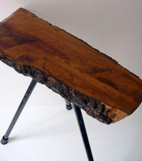 Carl Auböck Design Baumtisch Tree Trunk Table   Wien um 1950 Aubock