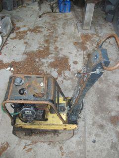 Bomag Ruettelplatte BPR 30 38D Hatz Diesel Motor 673LS Dieselmotor
