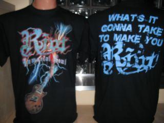 RIOT   Immortal Soul T Shirt M, L, XL, XXL black