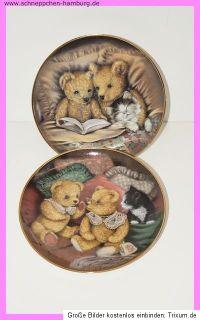 Sammelteller Franklin Mint Porzellan Limited Edition Teller Sue