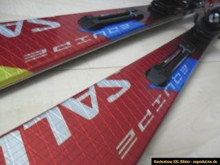 SALOMON Equipe 10 3V Race / Allround Carving Ski 176 cm + 912 TI