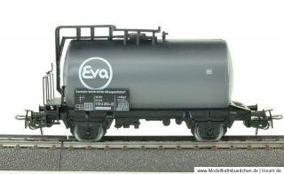Märklin 2855 – Güterwagen Set EVA Kesselwagen Zug der DB