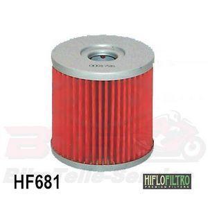 Motorradteile HIFLO Ölfilter HF681 Hyosung ST 700 i. NEU www