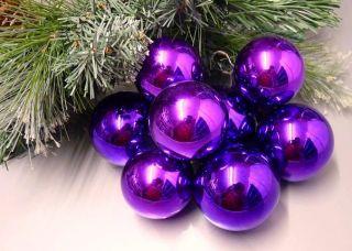 kugeln rot weihnachten glas