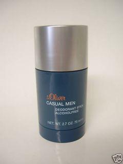 OLIVER CASUAL MAN Deodorant Stick MEN NEU/OVP Deo