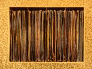 100 Singles STATUS QUO/AMERICA/KATE BUSH/PINK FLOYD/JOAN JETT