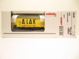 Märklin 48160 Güterwagen ALAK DB EP 3 KKK NEU FH688