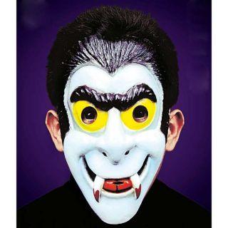 Kindermaske DRACULA VAMPIR #Kinder Maske Halloween 2677