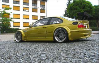 18 Tuning   Rar   BMW E46 M3 GTR + 20´Alpina Echtalus