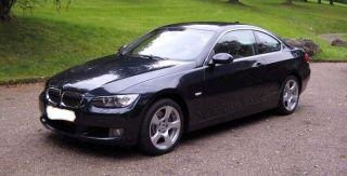 BMW 3er E90 E91 E92 E93 17 Zoll Alufelgen Sommerreifen Sternspeiche