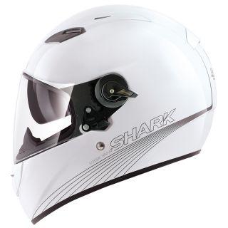 SHARK 2013 MODEL VISION R ESCAPADE DIVINE PRIME MOTORCYCLE HELMET